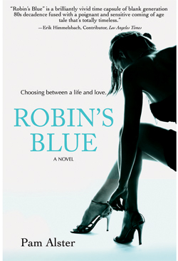 Robin's Blue The Novel